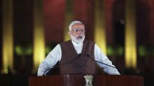 India's president appoints Modi as premier for 2nd term