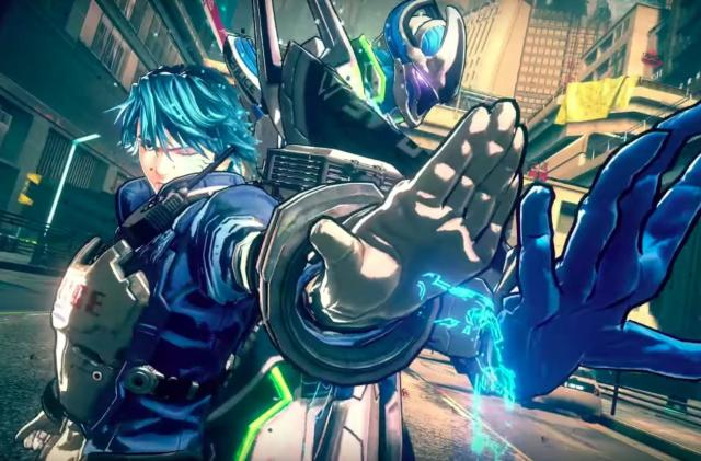 'Astral Chain' brings Platinum-flavored action to Switch this August