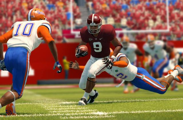 College athletes in EA lawsuit will receive an average of $1,600