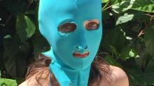 The Facekini: An Absurd (But Reliable) Way to Avoid Sun Damage