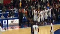 Raw: HS Hoops Player Sinks 55-Foot Buzzer Beater