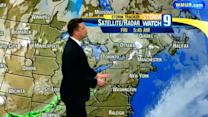 Weekend storm system could bring snow