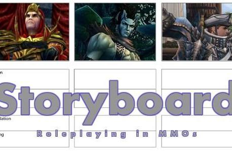 Storyboard: Archetype discussion - the Rogue