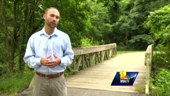 New Columbia trail markers to help those in need