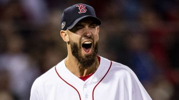Red Sox get even with Astros in ALCS