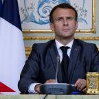 Macron silenced to make way for Putin in awkward technical glitch at Biden's climate summit