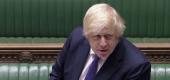 British Prime Minister Boris Johnson. (Reuters)