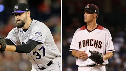 Rockies pitcher explains beef with Zack Greinke