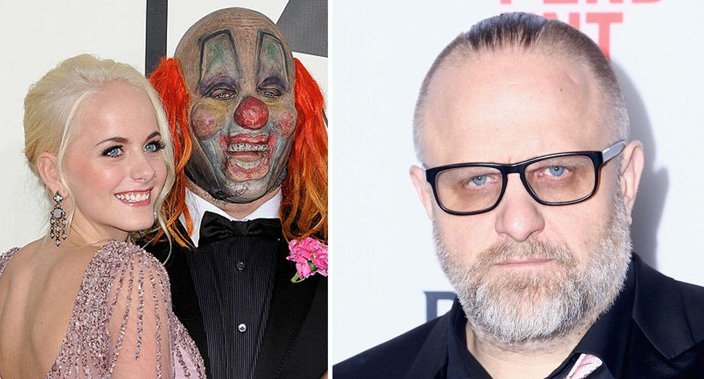 Slipknot's Shawn Crahan announces tragic death of daughter, 22