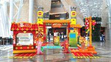 2020農曆新年好去處🐭盤點香港商場新春布置+利是封換領攻略