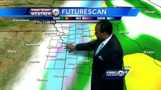 Winter weather threat to linger into Friday