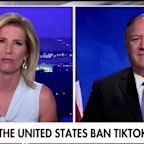 Mike Pompeo Tells Fox News That TikTok Might Get Banned