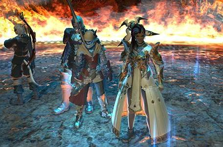 The Stream Team: Hug it out in Final Fantasy XIV
