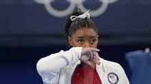 For Simone Biles, eight years of perfection comes at a cost