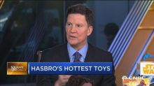 Hasbro CEO: We have to tell stories around our brands