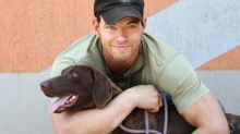 Swoon Alert! Kellan Lutz and 'Hercules' Co-Stars Save Dogs