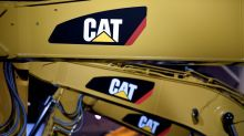 Caterpillar slips as higher costs dent margins at construction business