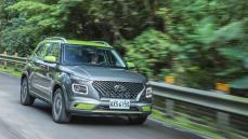 各個面向都均衡!國產CUV新秀Hyundai Venue | 新車試駕