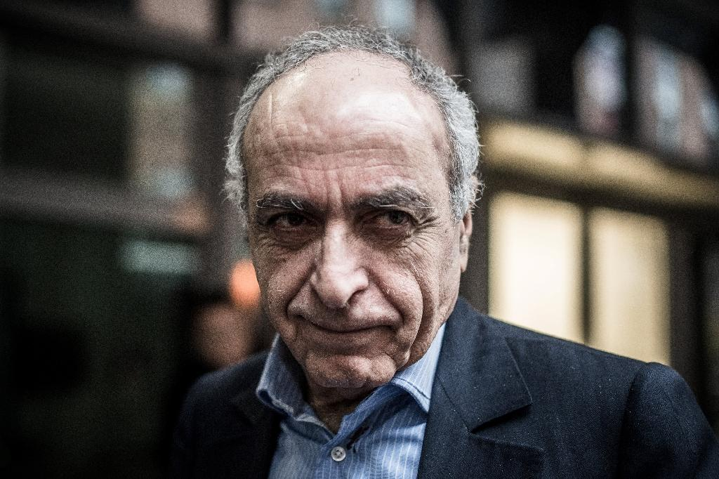 Franco-Lebanese businessman Ziad Takieddine claims he delivered three suitcases containing a total of five million euros to Sarkozy (AFP Photo/PHILIPPE LOPEZ)