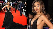 Amandla Stenberg invites 'drama' with grown-out armpit hair on red carpet