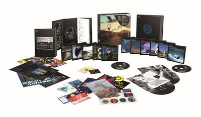 New Box Set Release Date: December 13, 2019 'Pink Floyd The Later Years'