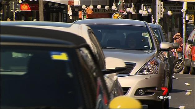 New weekend parking restrictions