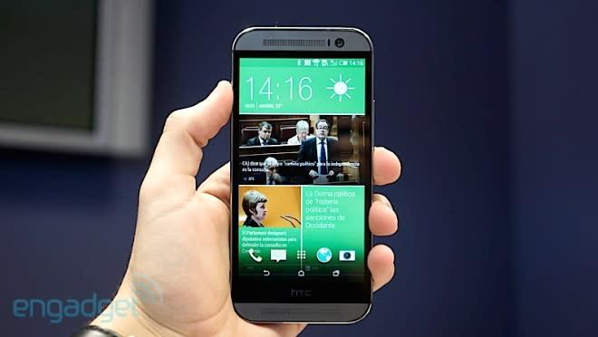 Así es el nuevo HTC One (M8): lo conocemos mejor en vídeo