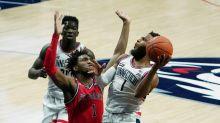 St. John's upsets No. 23 UConn 74-70 as teams renew rivalry