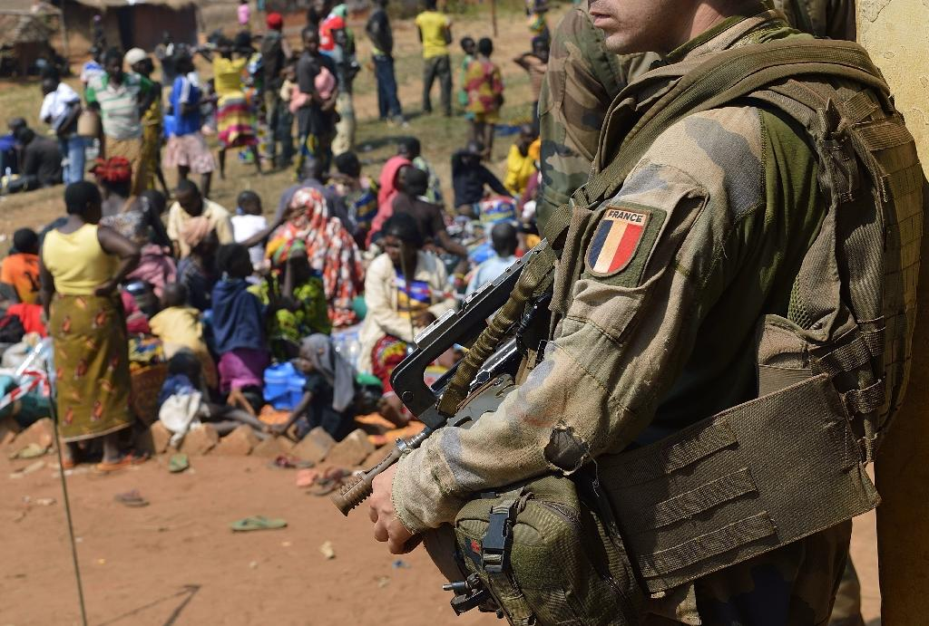 Sixteen people have been killed in two days of clashes in Central African Republic (AFP Photo/Eric Feferberg)