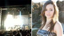 Spanish singer Joana Sainz killed in freak on-stage accident