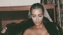 The Internet Has Strong Feelings About Kim Kardashian's Latest Topless Snap