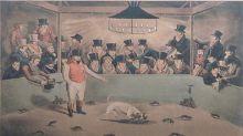 Cuando una de las mayores aficiones durante el siglo XIX era apostar por ver cuántas ratas podía cazar un perro