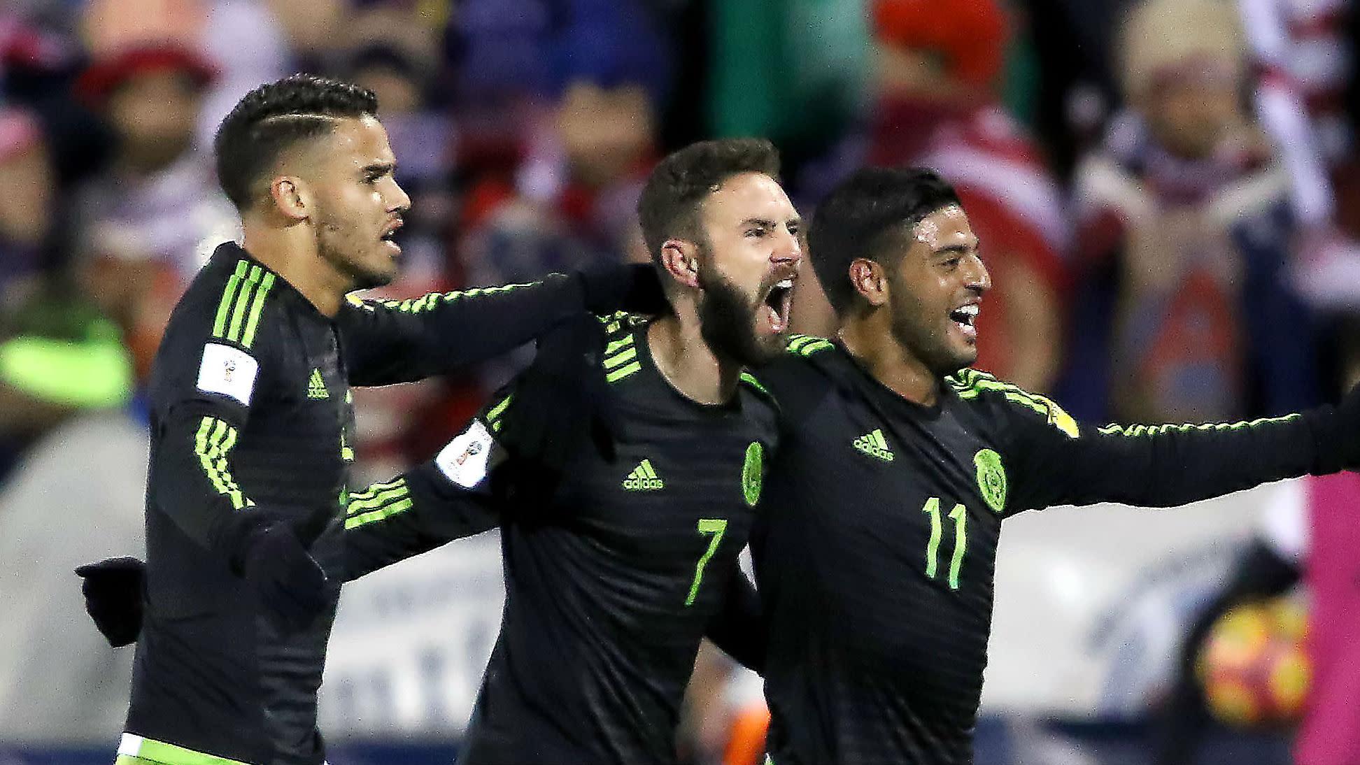 USA vs. Mexico: Win - not dos a cero - a dream result for ...