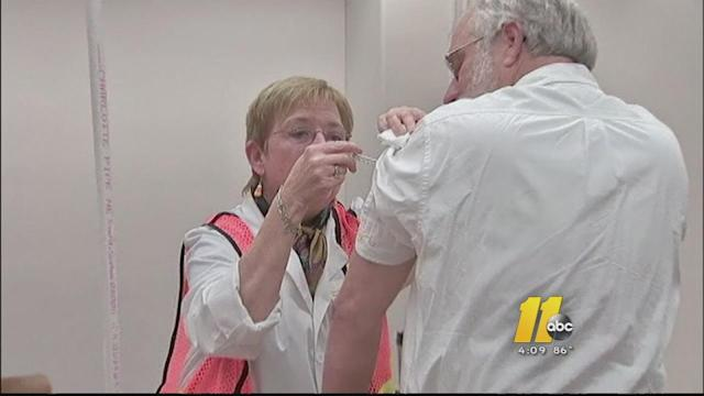 DHHS requiring flu shots for all healthcare workers