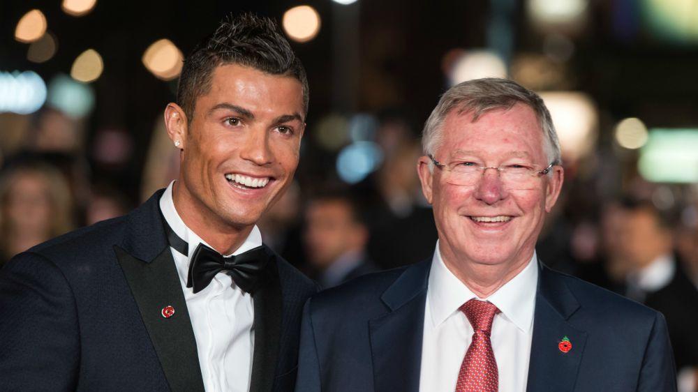 """Darum trug Cristiano Ronaldo bei Manchester United das Trikot mit der """"7"""""""