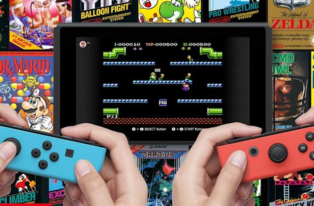 Nintendo Switch Online now includes an easier version of 'Zelda'