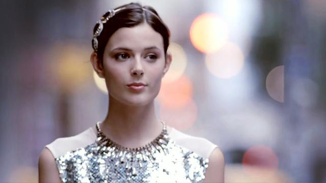 How to wear shine for the Fall 2012 fashion trends