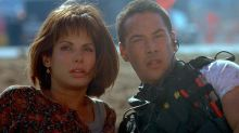 Keanu Reeves y Sandra Bullock tuvieron un flechazo secreto rodando Speed