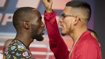 Benavidez Jr. has never had a fight like this