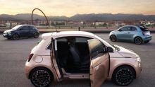 Fiat 500 3+1 : la porte qui fait toute la différence
