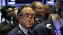 US stock indexes end mostly lower after listless trading day