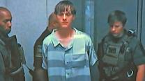 Alleged Charleston Church Shooter's Confession Shown in Court