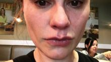 Anna Paquin says a 'super-hostile' TSA agent made her cry