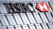 HSBC profits rise in 2018 but last quarter hit by trade jitters
