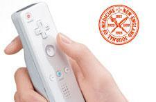 PSA: excessive Wii use could lead to 'Wiiitis'