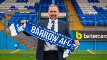 David Dunn relishing chance to lead Barrow after 48 years in wilderness