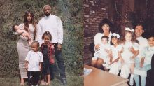Kim Kardashian just posted a photo of 'the triplets' and the cuteness is too much