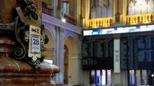 La Bolsa española baja el 0,04  % afectada por el descenso de la banca