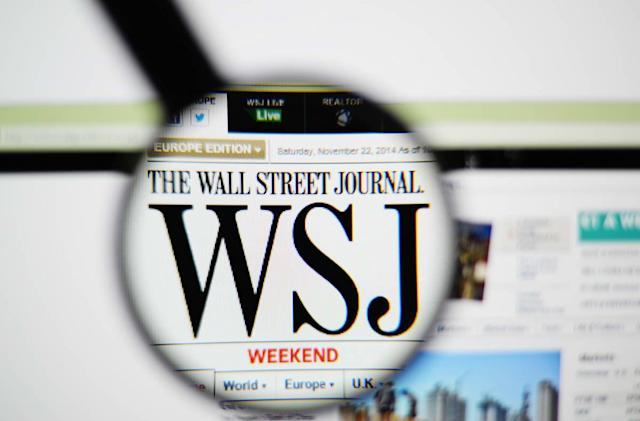 The Wall Street Journal's customer database was hacked