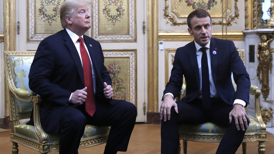 France slams Trump for his lack of 'common decency'